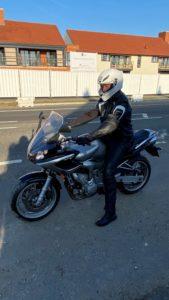 Male rider